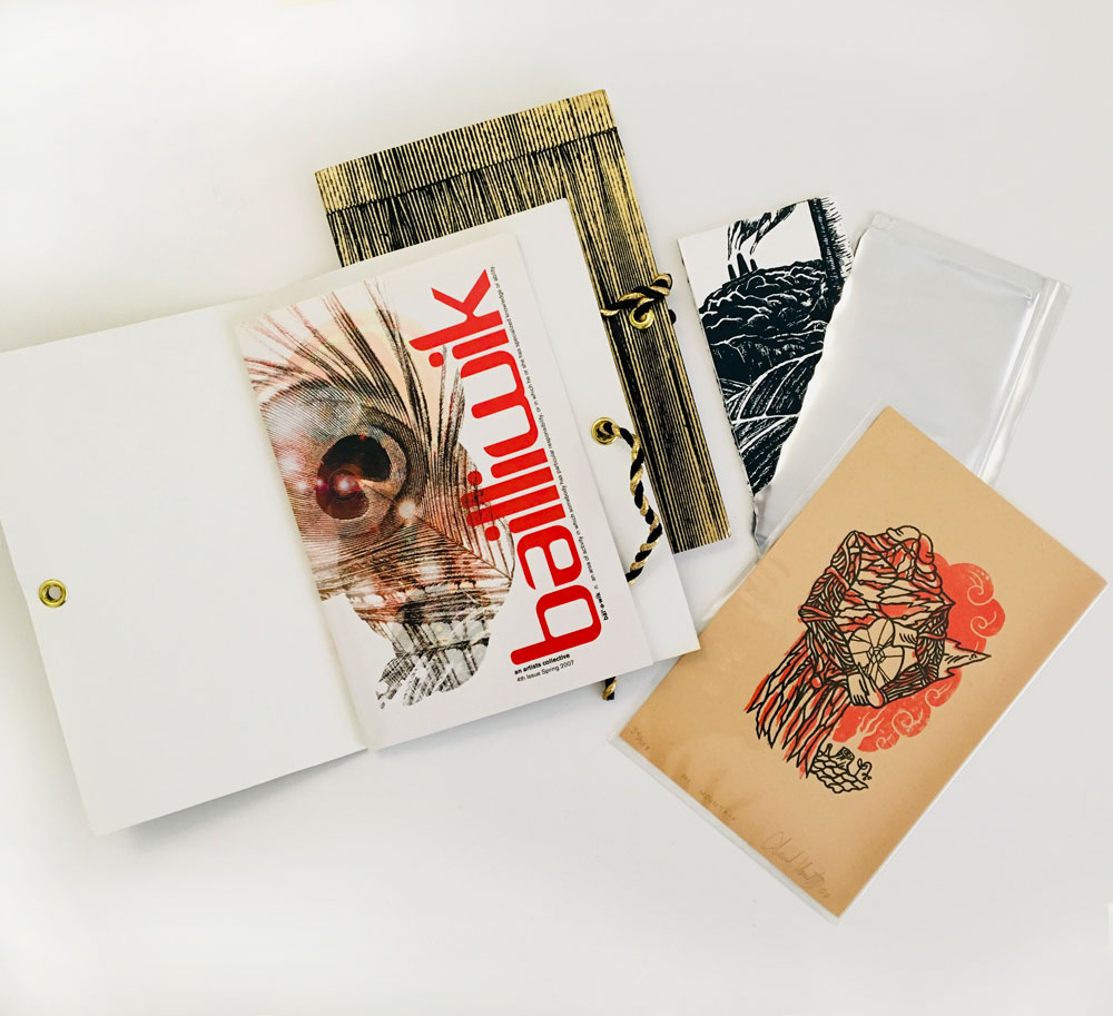 Issue 04 Winter 2007: 25 artists (soldout)
